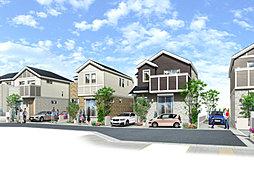 ポラスの分譲住宅 リーズン新鎌ヶ谷・プレシアの外観