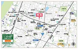 プレミアムコンフォート堺鳳中町:案内図