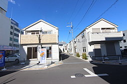 株式会社東栄住宅 ブルーミングガーデン   厚木市田村町8棟の外観