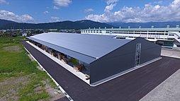 自社工場で構造材を安心生産