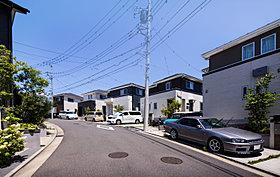 ゆとりの敷地計画(分譲済街区)