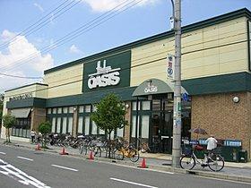 徒歩8分以内にイオンタウン、阪急オアシス、スギ薬局