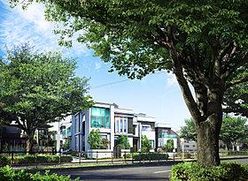 武蔵野の潤いを纏った戸建街区、全21邸誕生。