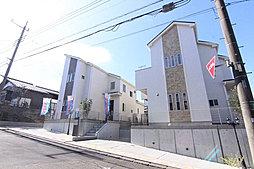 ブルーミングガーデン 町田市鶴川1丁目2棟-長期優良住宅-の外観