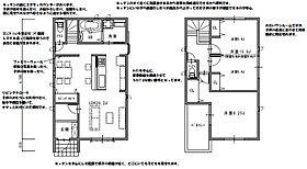 7号地、2階納戸とロフトのあるplan