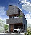 西品川新築デザイナーズハウス プロジェクト