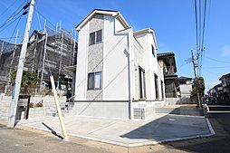 東栄住宅【ブルーミングガーデン】 柏市つくしが丘5丁目1棟-長期優良住宅-の外観