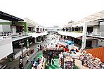 ショッピングセンターソヨカふじみ野(190m/徒歩3分) ◆クイーンズ伊勢丹を中心に、ファッションから生活雑貨、本屋にカフェなど充実した店舗数!現地から徒歩3分の場所にあり、平日でも気軽に立ち