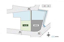 【セキスイハイム】スマートハイムプレイス昭和町上河東【建築条件付土地】の外観