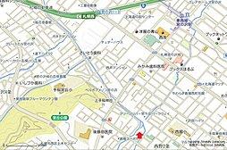 【豊栄建設の分譲地】西区西野2条8丁目(土地):交通図