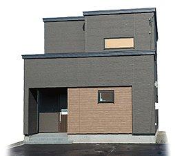 【土屋ホーム】 鳥取北6丁目モデルの外観