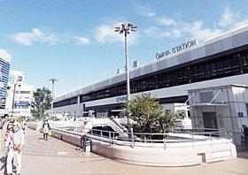大宮駅(4650m)まで七里駅より9分。
