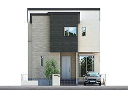 ポラスの分譲住宅 デュクス武蔵浦和の外観