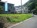 湘南平を望む角地 緑豊かな閑静な住宅街でスローライフを楽しめます!