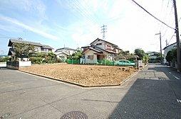 【西所沢駅徒歩10分】南西角地【建築条件付売地】の外観