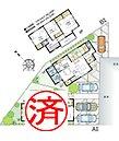 和田B号地完成! 小上がりの和室が印象的です