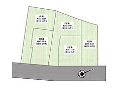 【西早稲田全5区画】土地建物総額5000万円台から新登場