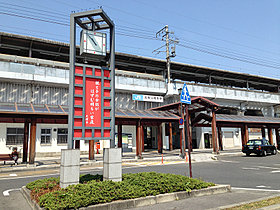 JR比叡山坂本駅から徒歩約2分。利便性に優れています