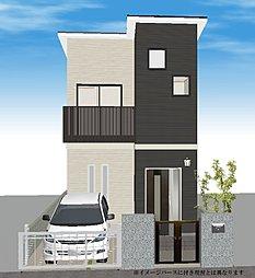 生野区林寺5丁目 新築戸建住宅
