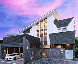 東区白壁 唯一無二の別格邸宅【DESIGN STUDIO MOROTO 諸戸の家】の外観