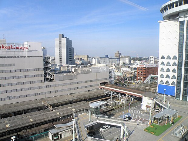 JR柏駅 720m