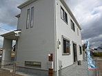 現地モデルハウス