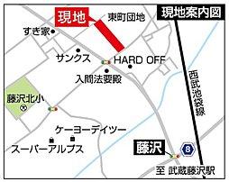 全32区画 ブリエガーデン東町2~Story that begins from one road~:案内図