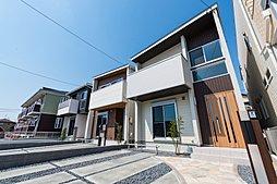 クレストンデザイン 富田公園北の家(4) 全4区画