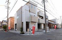 都市型3階建て住宅 八田駅西の家