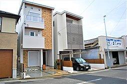 【建築条件付き土地】昭和区 御器所の家【クレストンホーム】
