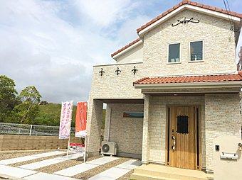 【舞多聞201号地】モデルハウス毎日公開中です!