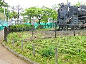 東村山市運動公園:徒歩14分(1100m)