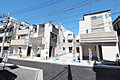 【充実した周辺環境】 南道路に面した陽当りの良い新築分譲住宅 全5棟