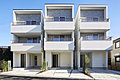 【3階建住宅】LDK全棟18帖以上~和光市白子2丁目~全3棟