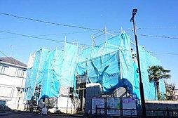 急行停車駅「石神井公園」駅利用。日当り良好南西向きの全2棟【練...