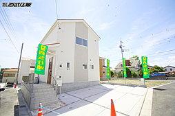 各棟カースペース2台駐車可能【あきる野下代継 新築一戸建】
