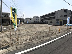 ファミーユ宮原駅前:建築条件付売地:2×4工法・オール電化の外観