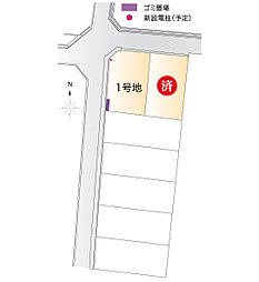 【セキスイハイム】スマートハイムプレイス葛城市東室【建築条件付土地】の外観