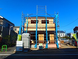 【JR総武線「新小岩」駅最寄り】南向きの明るい新築住宅〈全2棟〉