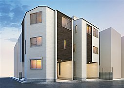 ◆◇駅徒歩4分好立地◆◇~ルーフバルコニー付の新邸~