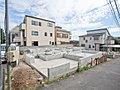 横浜市西区境之谷~新築分譲住宅~全5棟
