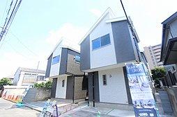 アーバンポート伊興1丁目 ~「竹ノ塚」駅徒歩9分、土地32坪・...