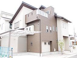 大阪に近い関屋  駅まで徒歩6分 幼稚園・小学校近く開発住宅地内 角地2区画販売中      の外観