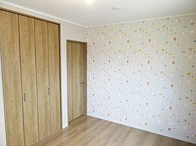 収納充実の居室