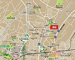 八千代市はぐみの杜 八千代緑が丘駅 徒歩14分 【木ここちタウンはぐみの杜94街区】:案内図