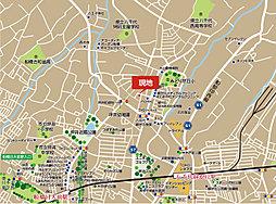 【はぐみの杜 118街区】  八千代緑が丘駅 徒歩14分 ~木ここちタウンはぐみの杜~:案内図