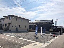パークナードテラス松任駅南(建築条件付)の外観