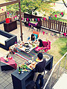 屋上庭園があれば、休日には自宅の屋上でキャンプ気分も味わえます。ご家族やご友人と、贅沢な時間を過ごしてみてはいかがですか。