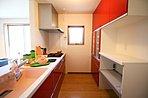キッチン(現地モデルハウス)