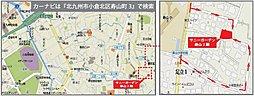 サニーガーデン寿山2期:交通図